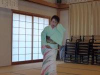 舞踊「新隅田川」
